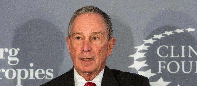 Bloomberg não foi o único a oficializar a pré-candidatura
