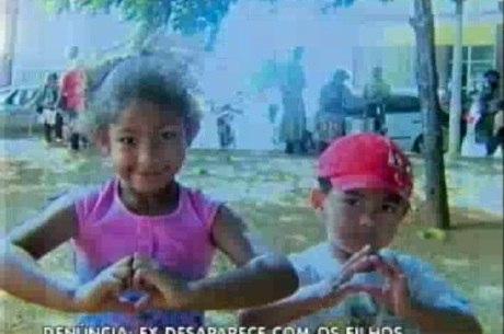 Maria Eduarda e Antônio Luiz estão desaparecidos desde novembro