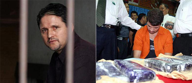 Além de Archer (à esq., executado no dia 18) e Gularte (condenado à morte), outro brasileiro foi preso na Indonésia