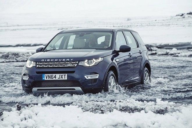 9º) Land Rover Discovery Sport — 1.603 unidades