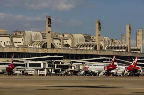 Mercadoria foi interceptada no Aeroporto Internacional Tom Jobim