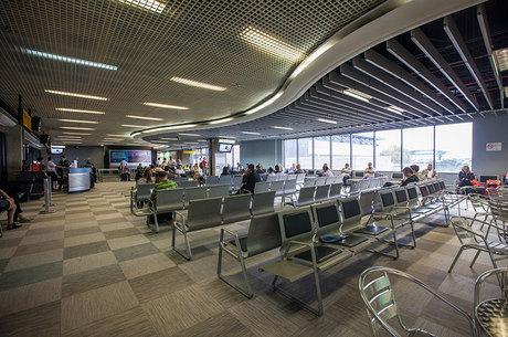Aeroporto de Curitiba está no bloco mais desvalorizado