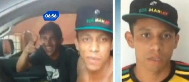 Jovens gravam vídeo em viatura da Polícia Militar de Goiás e depois pedem desculpas pela atitude