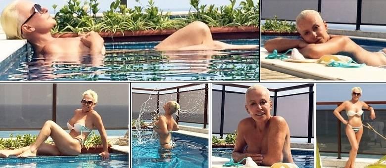 sexo na piscina ana mensagens
