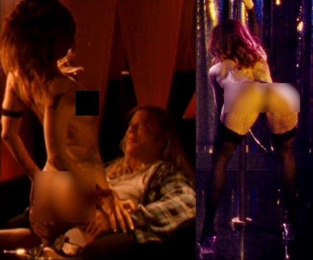 A atriz Marisa Tomei foi indicada ao Oscar de Melhor Atriz Coadjuvante por seu papel no filme O Lutador, de 2008. Na trama, ela vive uma stripper que, apesar de muito bonita, já não tem mais idade para continuar na profissão. As cenas de Marisa dançando chamaram a atenção de muita gente, justamente, porque ela é dona de um corpão e de um bumbum avantajado