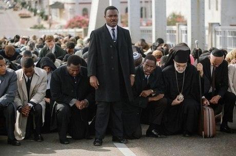 Glory, do filme Selma, foi escolhida Melhor Canção Original