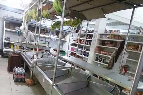 Venezuela passa por escassez geral de produtos