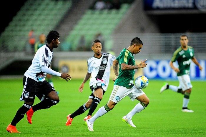 Ponte Preta vence na arena e frustra noite de estreias do Palmeiras