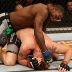 UFC Suécia - Anthony Johnson vence Alexander Gustafsson