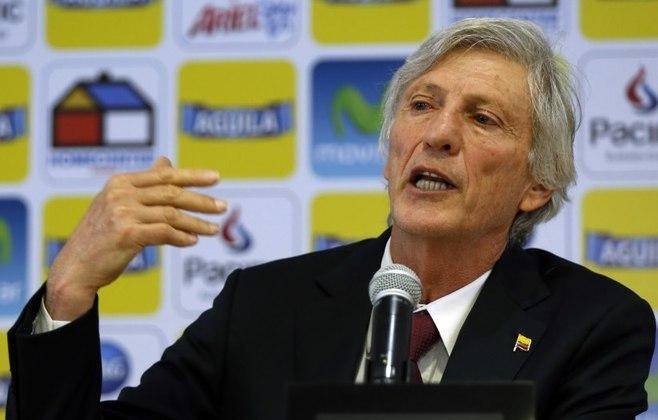 José Pekerman – argentino – 71 anos – livre desde que deixou a Colômbia, em setembro de 2018 – principais feitos como treinador: foi vice-campeão da Copa das Confederações (Argentina) e quinto colocado na Copa do Mundo (Colômbia)