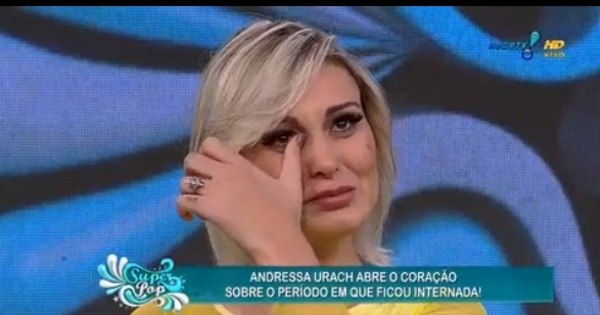 Andressa Urach deixa a Rede TV