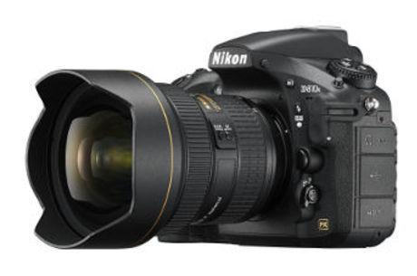 Câmera possui sensores de alta resolução com 36.3 megapixels