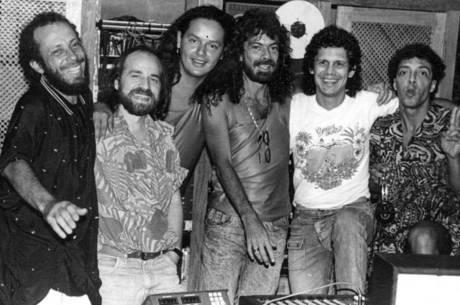 Chiclete com Banana em 1985: banda é ícone das micaretas