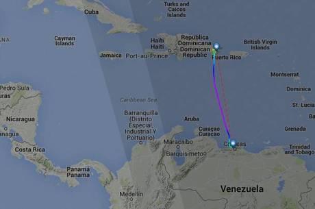 Dados técnicos do voo mostram queda repentina de altitude no momento da ocorrência