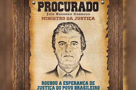 Grupo organiza novo panelaço, desta vez, em frente à casa do ministro da Justiça, Eduardo Cardozo