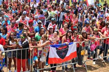 O evento reuniu jovens da capital paulista e também de todo o Estado de São Paulo neste sábado