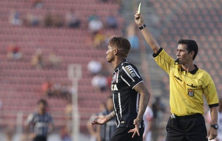 Timão joga para a arbitragem culpa por empate contra o Ituano