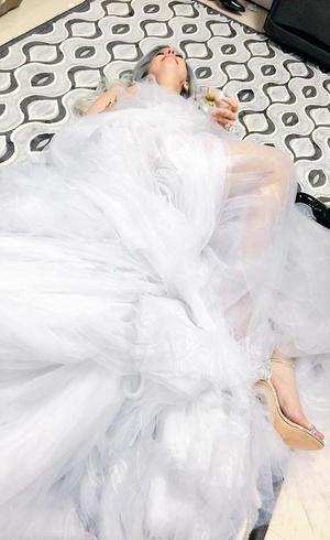 """Lady Gaga: """"eu tô é morta no chão"""""""
