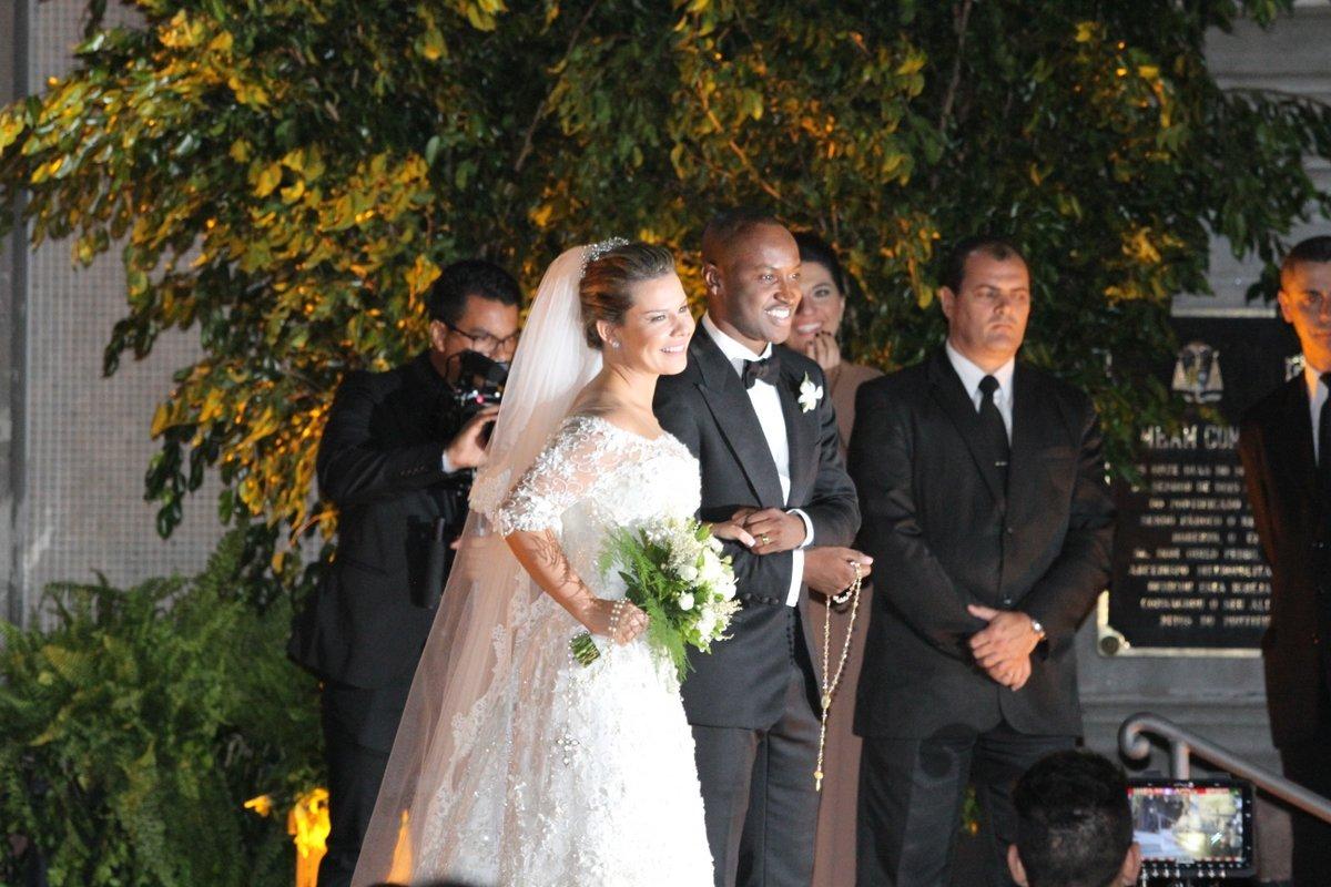 Veja tudo o que rolou no casamento de Thiaguinho e Fernanda Souza