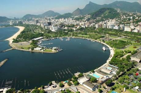 A Marina da Glória será palco das provas de vela na Rio 2016