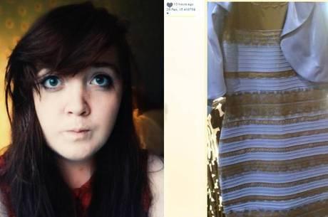 Caitlin McNeill postou a foto no Tumblr, onde nasceu o viral