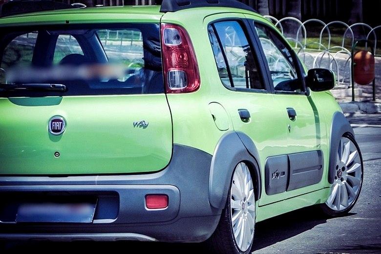 Internautas Do R7 Enviam Fotos Dos Seus Carros Rebaixados Veja