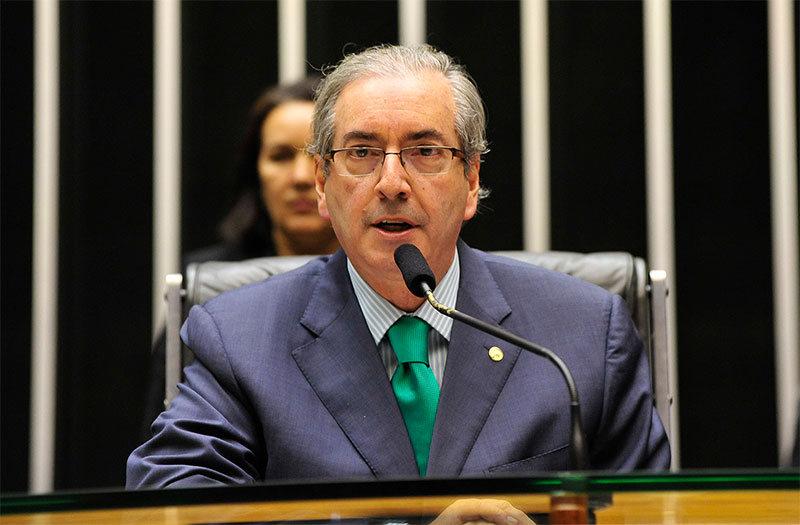 Decisão de Dilma demonstra respeito ao Legislativo, diz Cunha sobre demissão de ministro