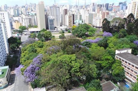 Área, de de 23,7 mil metros quadrados, fica entre as ruas Caio Prado, Marquês de Paranaguá e a Augusta