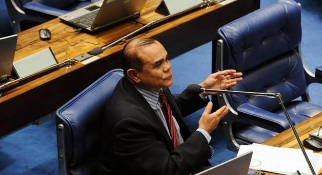 Na imagem, o ex-deputado federal Aníbal Gomes (DEM-CE)