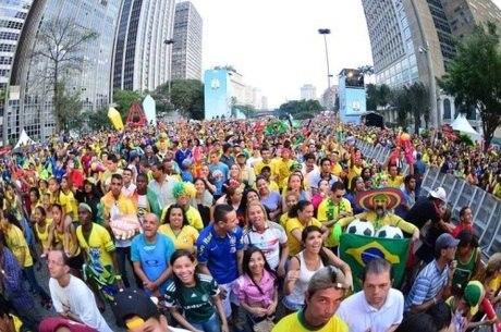 População brasileira registrou alta, chegando a 204 milhões de habitantes em 2015