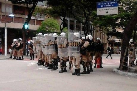 Polícia promete reforçar efetivo para acompanhar protestos