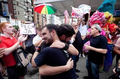 Em 2014, 326 pessoas morreram em razão da homofobia no Brasil