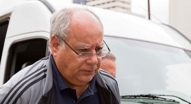 O ex-diretor da Petrobras Renato Duque