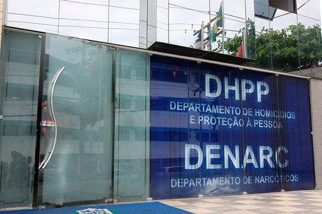 O crime será investigado pelo DHPP