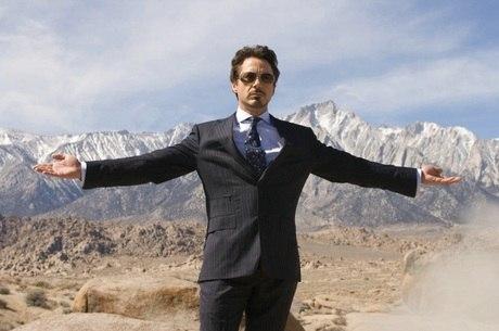 Robert Downey Jr.: faturando alto como Tony Stark