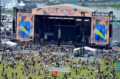 Lollapalooza no Brasil continua confirmado