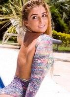 Lorena Molinos - Nado sincronizado