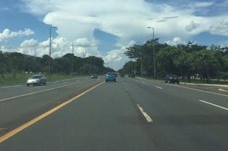 Será inspecionada a nova pavimentação de várias vias urbanas do Plano Piloto e mais duas regiões