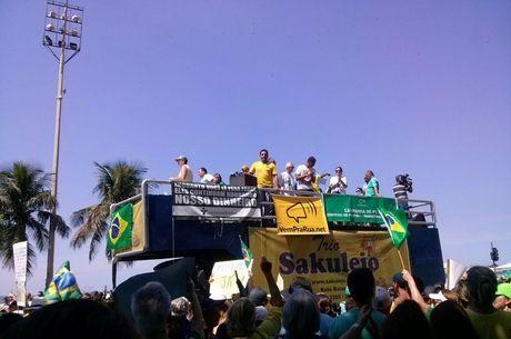 Protestos no Rio reuniram 10 mil pessoas segundo a PM
