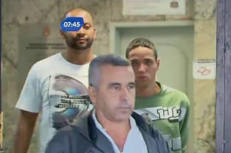 Diogo teve a prisão temporária decretada e vai responder por roubo