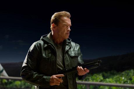 Arnold Schwarzenegger é estrela de novo Exterminador do Futuro