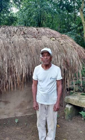 Cacique espera manter a cultura Guarani