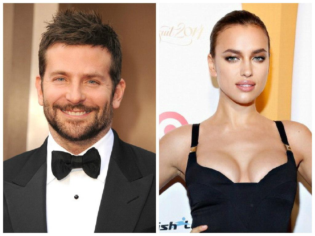 Bradley Cooper e Irina Shayk são vistos juntos em um encontro romântico