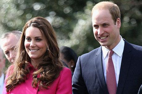 Primeiro filho do casal, George, nasceu em julho de 2013