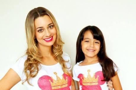 67041cc82fb845 Mineira cria loja online especializada em roupas idênticas para mães ...