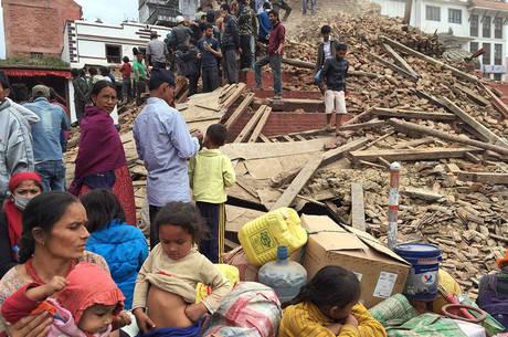 Maioria das vítimas é do vale central do país, onde fica a capital