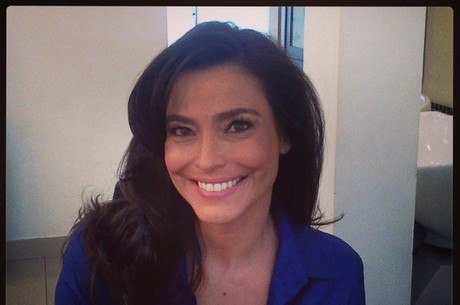 Valéria Monteiro apresentou o JN nos anos 90