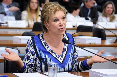 Senadora Marta Suplicy deixou o PT em abril