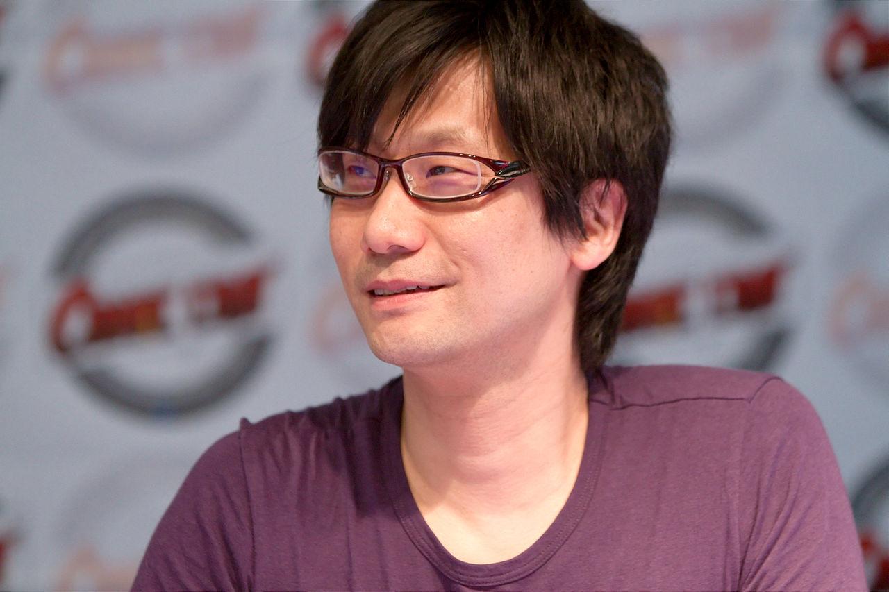BOMBA: Hideo Kojima estará presente na BGS 2017