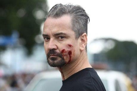 Professores saíram feridos de protesto contra medidas do governo